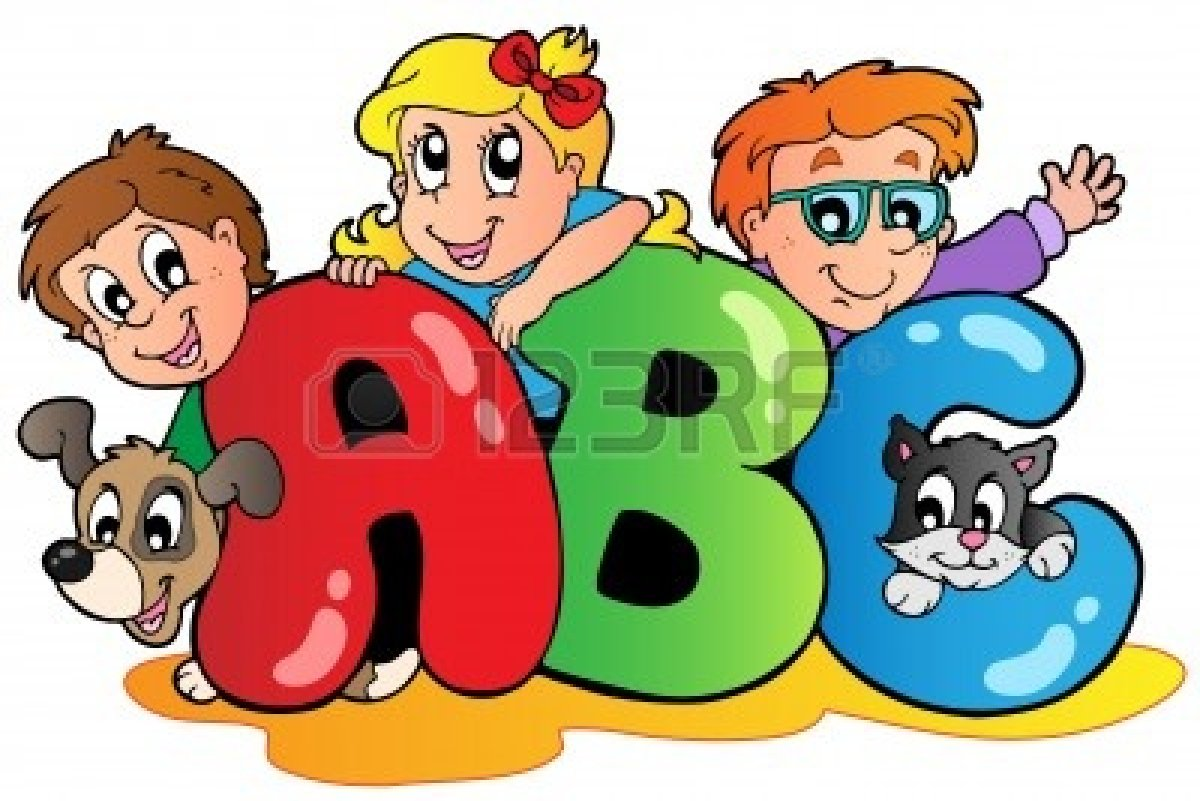 Alphabet Clipart For Kids   Clipart Panda   Free Clipart Images