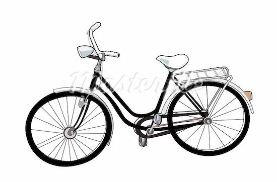 Bike Clipart Black And White   Clipart Panda   Free Clipart Images