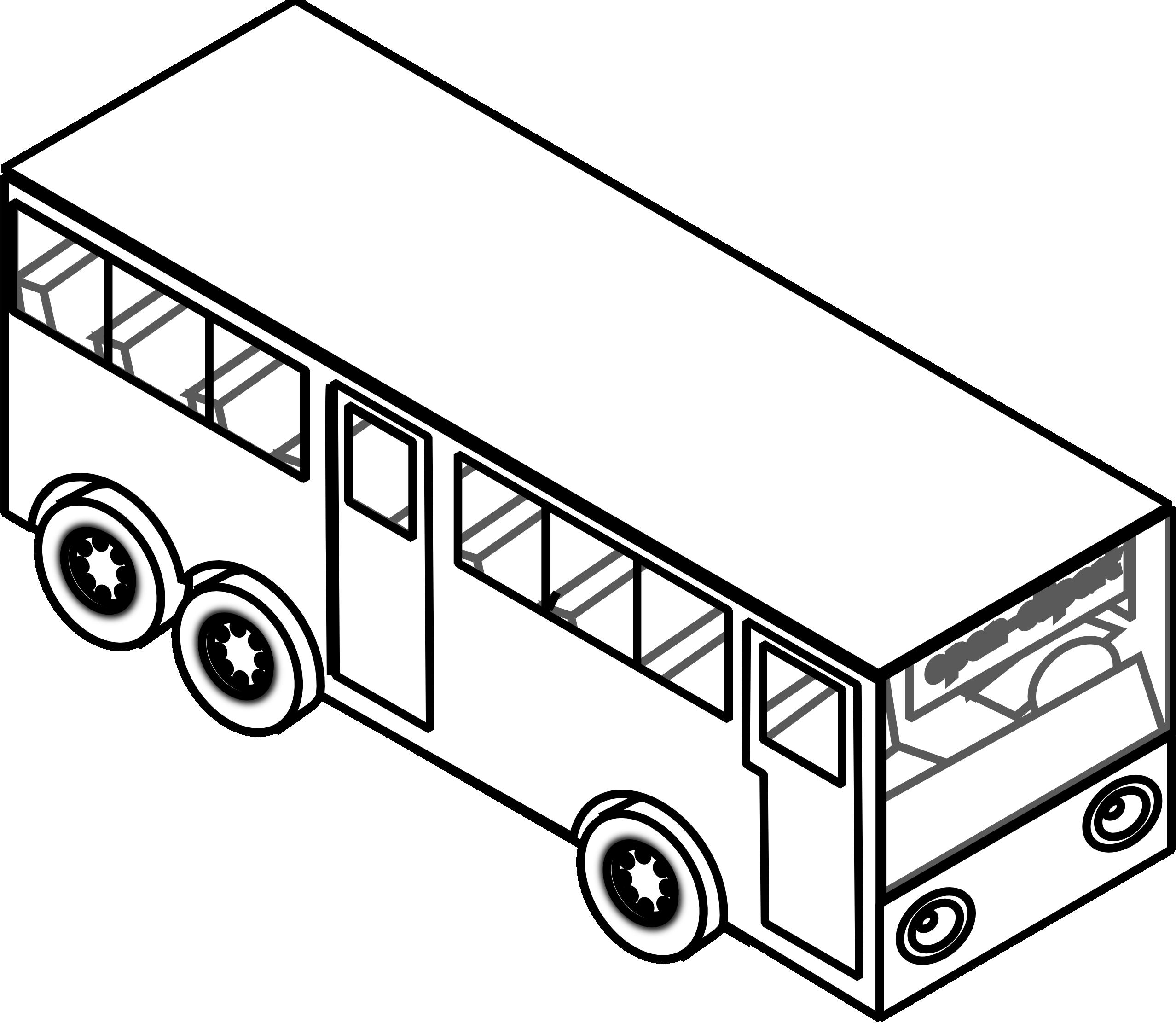 Clip Art Bus Clipart Black And White school bus black and white clipart kid panda free images