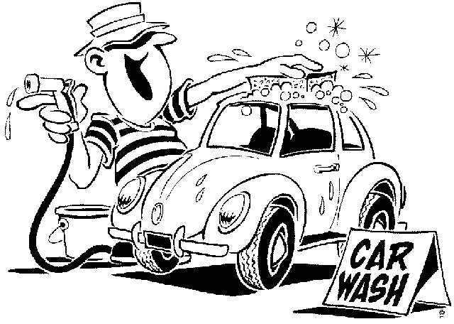 Car Wash Logo Clipart - Clipart Kid