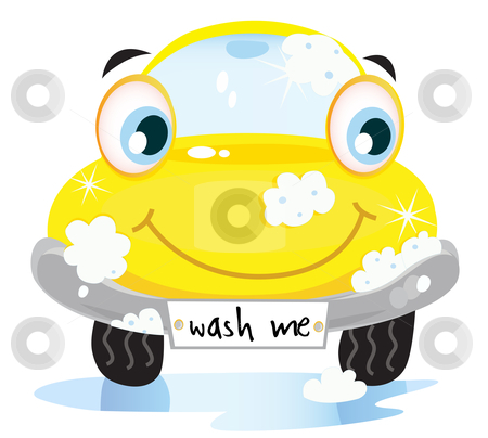 Car Wash Clipart Black And White Cutcaster Photo 100689501 Car Wash