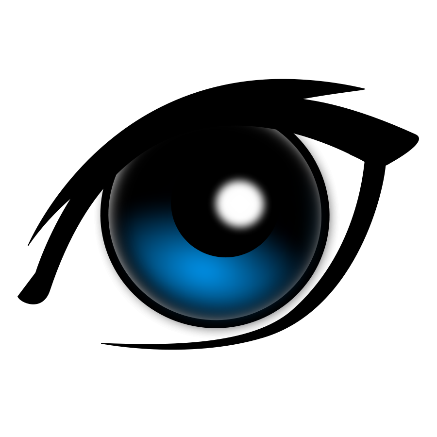 Cartoon Eye Clipart Image