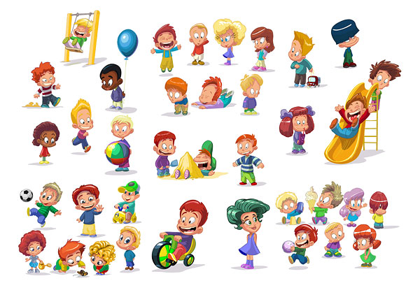 Cartoon Free Vector Art Download Vector Graphics Images Clip Art