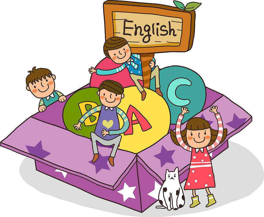 English As A Second Language Clipart - Clipart Kid