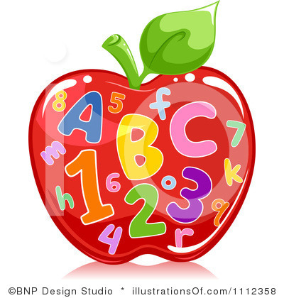 Royalty Free Rf Abc Clipart