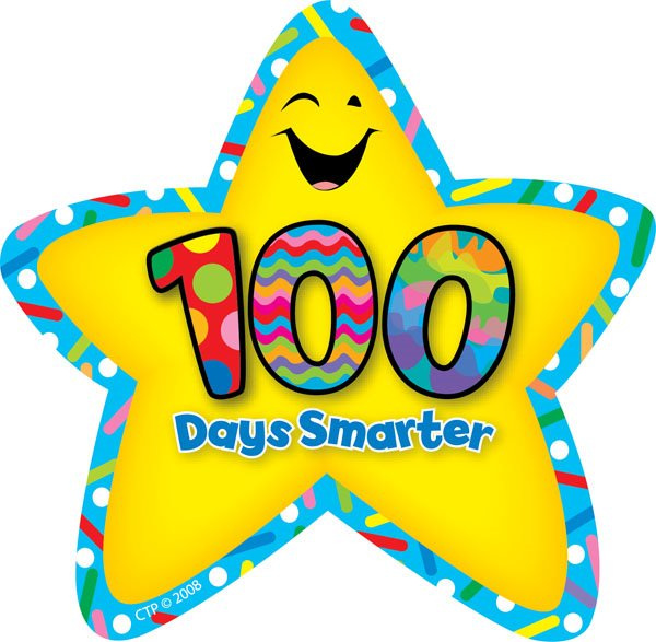 The 100th Day Of School Is February 12th