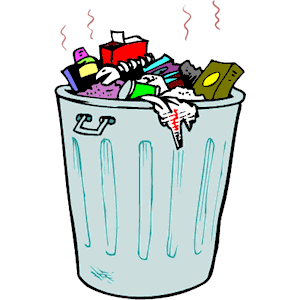 Trash Can Smelly Clipart Cliparts Of Trash Can Smelly Free Download