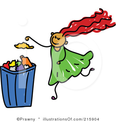 Clip Art Garbage Clipart trash clipart kid royalty free illustration 215904 jpg