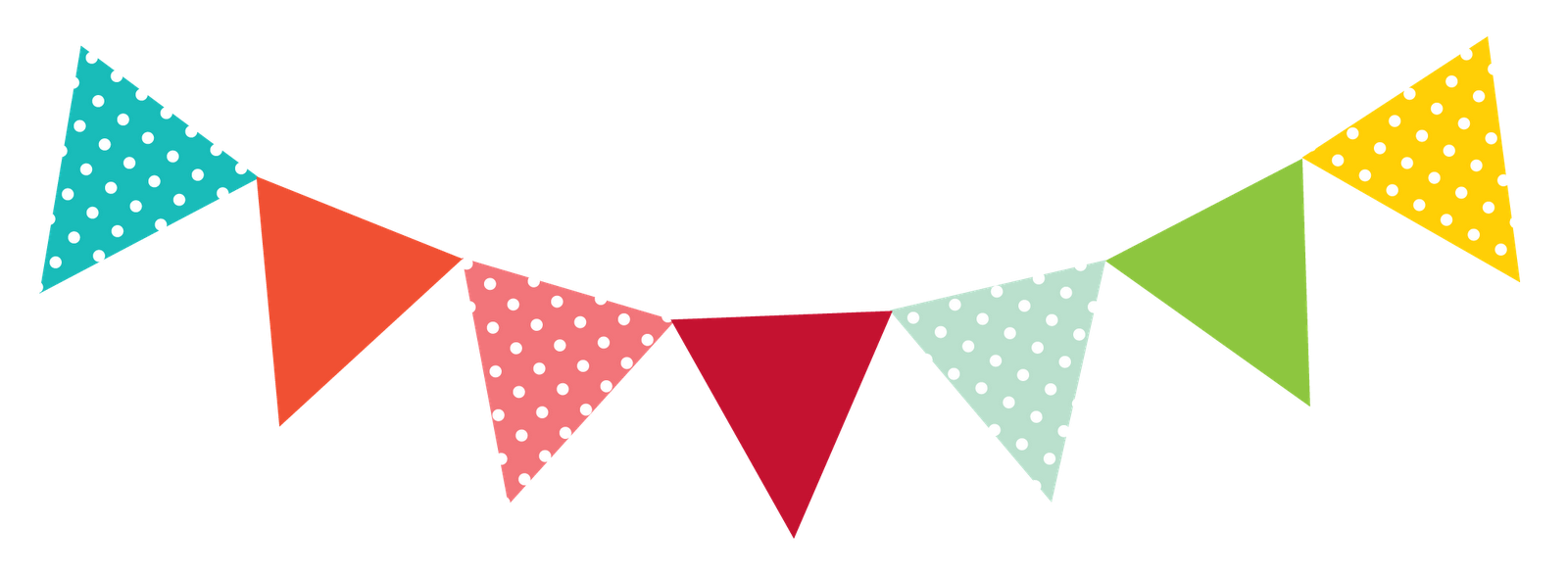 Bunting Clipart - Clipart Kid
