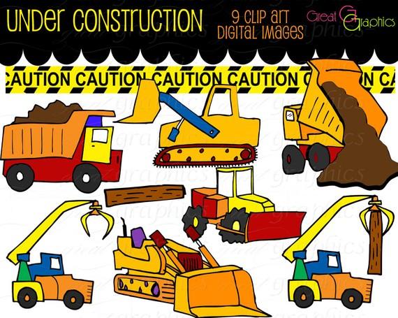 Construction Truck Clipart Clipart Suggest