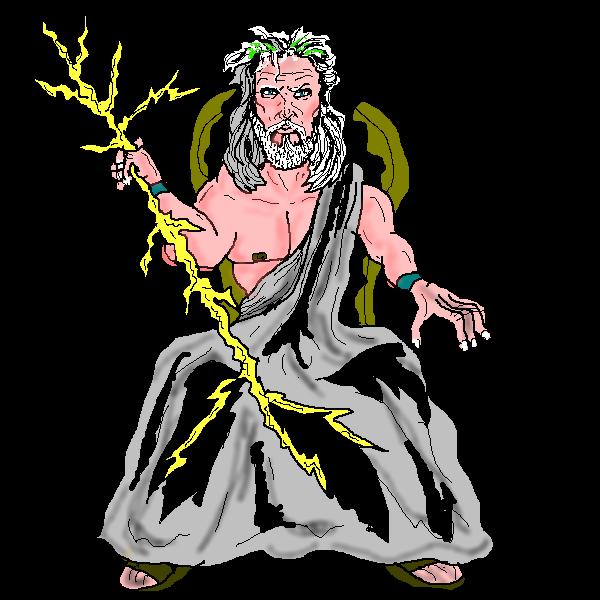 Clip Art Zeus Clipart zeus clipart kid greek gods clip art