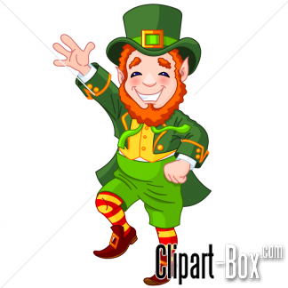 Related Dancing Leprechaun Cliparts