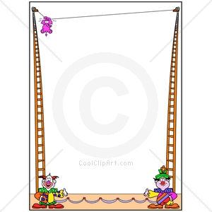 Related Pictures Circus Tent Border Clip Art
