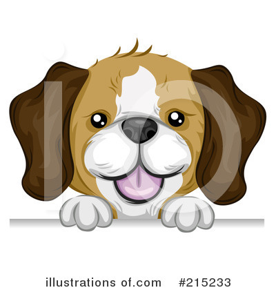 Royalty Free Beagle Clipart Illustration 215233 Jpg