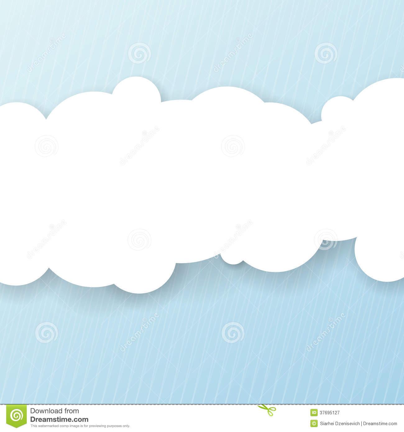cloud clipart background - photo #42