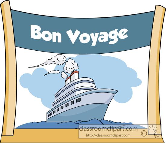 Cartoon Cruise Ship Clip Art Cliparts