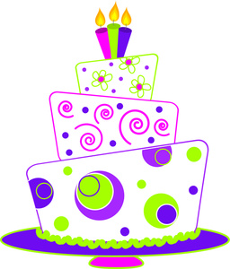 18 Birthday Cake Clipart Clipart Suggest