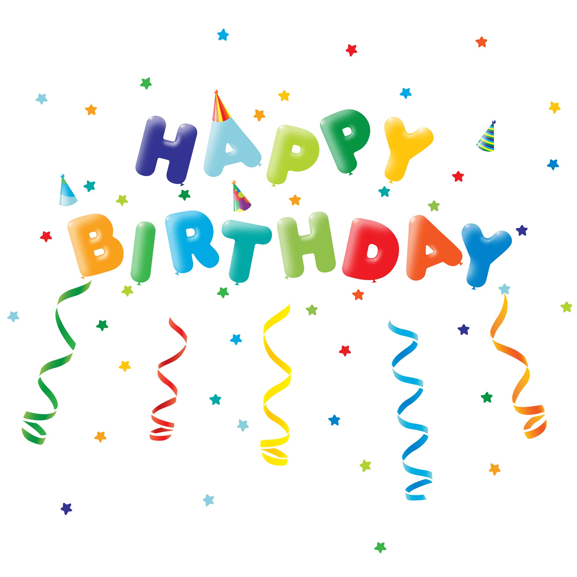 Happy Birthday Clip Art Clipart