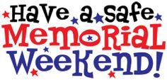 Memorial Day Clip Art   Colorful Memorial Day Clip Art Created For