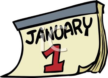 January Animated Clipart - Clipart Kid