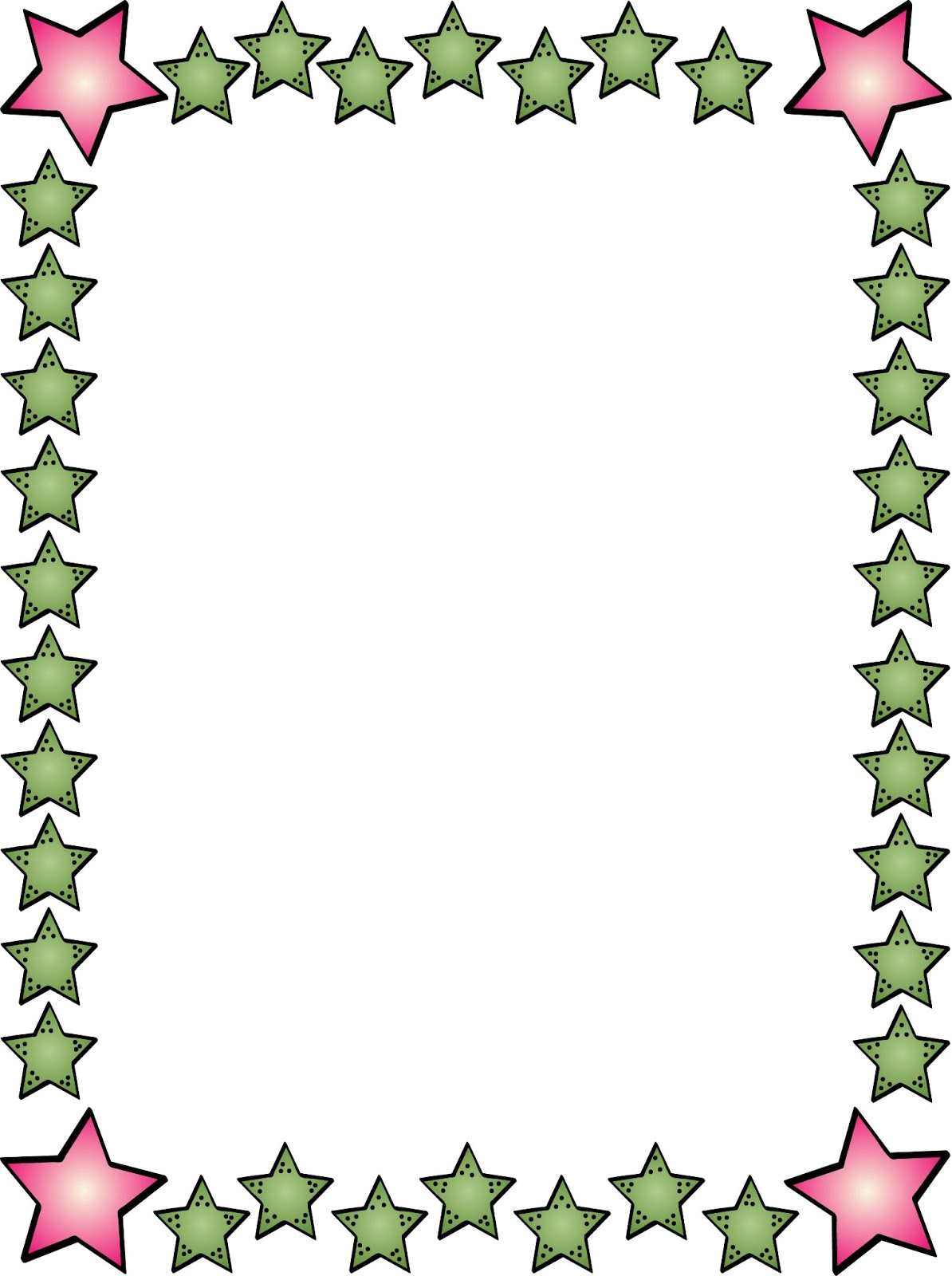 10 Star Borders And Frames Free Cliparts That You Can Download To You