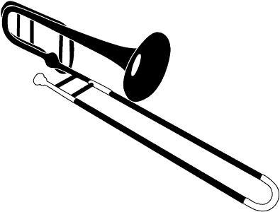 15 Trombone Images Free Cliparts That You Can Download To You Computer