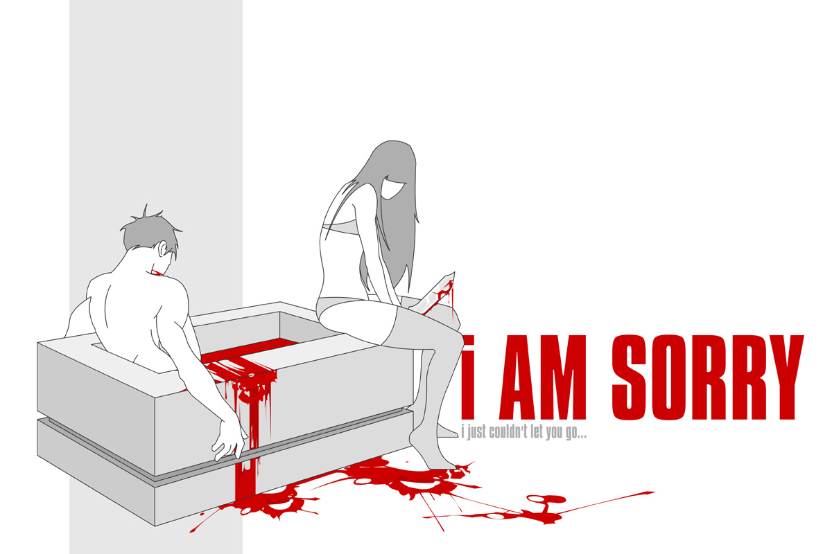 Am Sorry By Mechan On Deviantart
