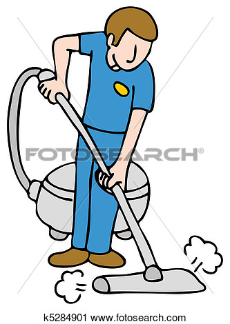 Clipart   Professional Rug Cleaner  Fotosearch   Search Clip Art