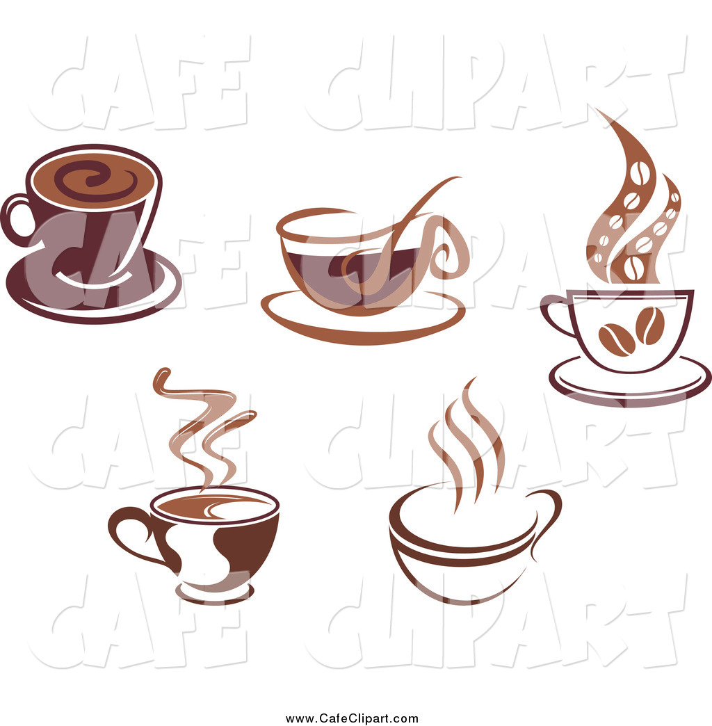 Coffee Cups Brown Coffee Cup Designs Black And White Food Icons Coffee