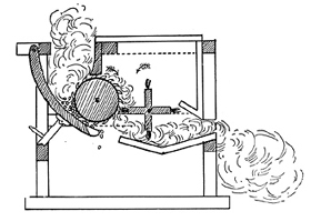 Cotton Gin Colouring Pages