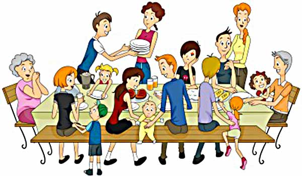 Family Reunion Clip Art   Clipart Panda   Free Clipart Images