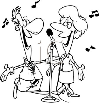 Find Clipart Singer Clipart Image 225 Of 268