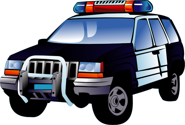 Police Car Clip Art   Images   Free For Commercial Use