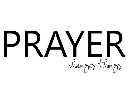 Prayer Changes Things  Free Printables And A Giveaway