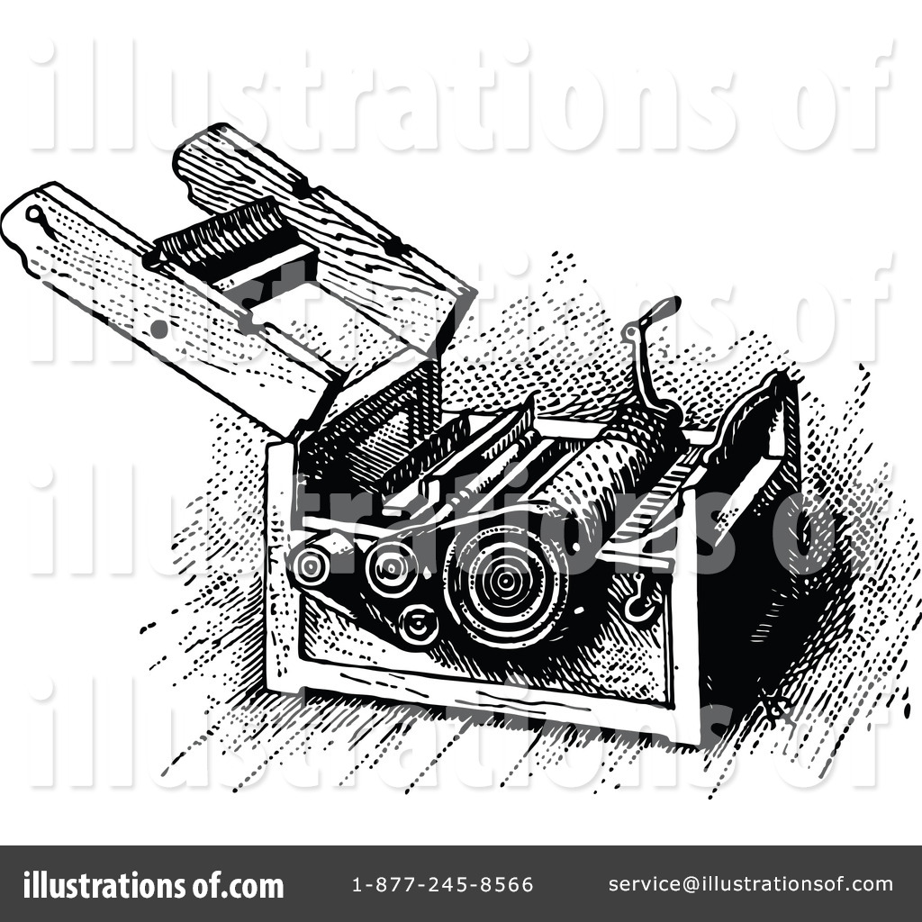 Royalty Free  Rf  Cotton Gin Clipart Illustration  1207447 By Prawny