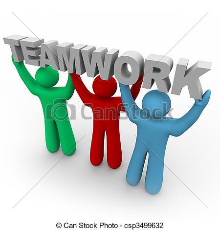 Clip Art Team Work Clip Art animated teamwork clipart kid search illustration drawings and eps vector graphics images