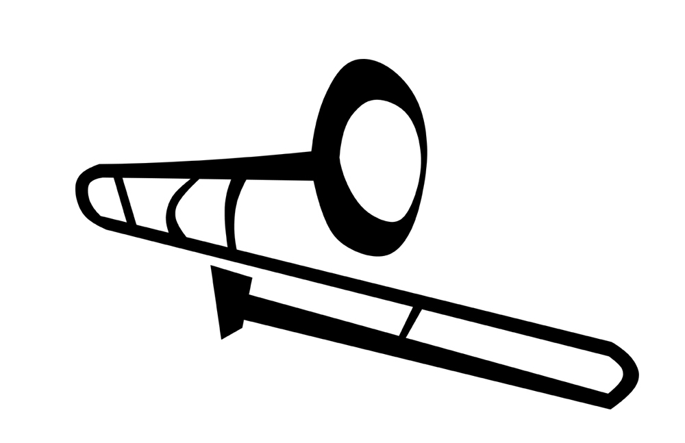 Trombone Drawing   Free Cliparts That You Can Download To You
