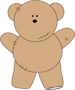 Teddy Bear For Teachers Clipart - Clipart Kid