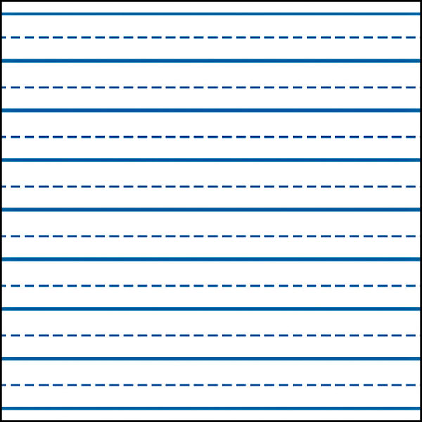 600   56 Kb   Jpeg Printable Kindergarten Writing Paper Template