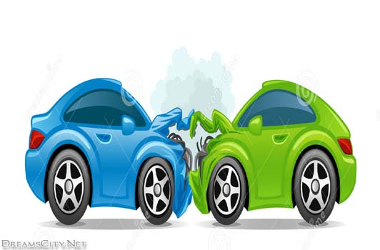 Cartoon Smashed Car Clipart   Cliparthut   Free Clipart