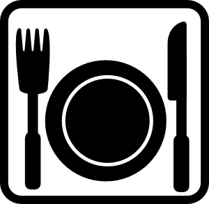Dinner Clip Art At Clker Com   Vector Clip Art Online Royalty Free