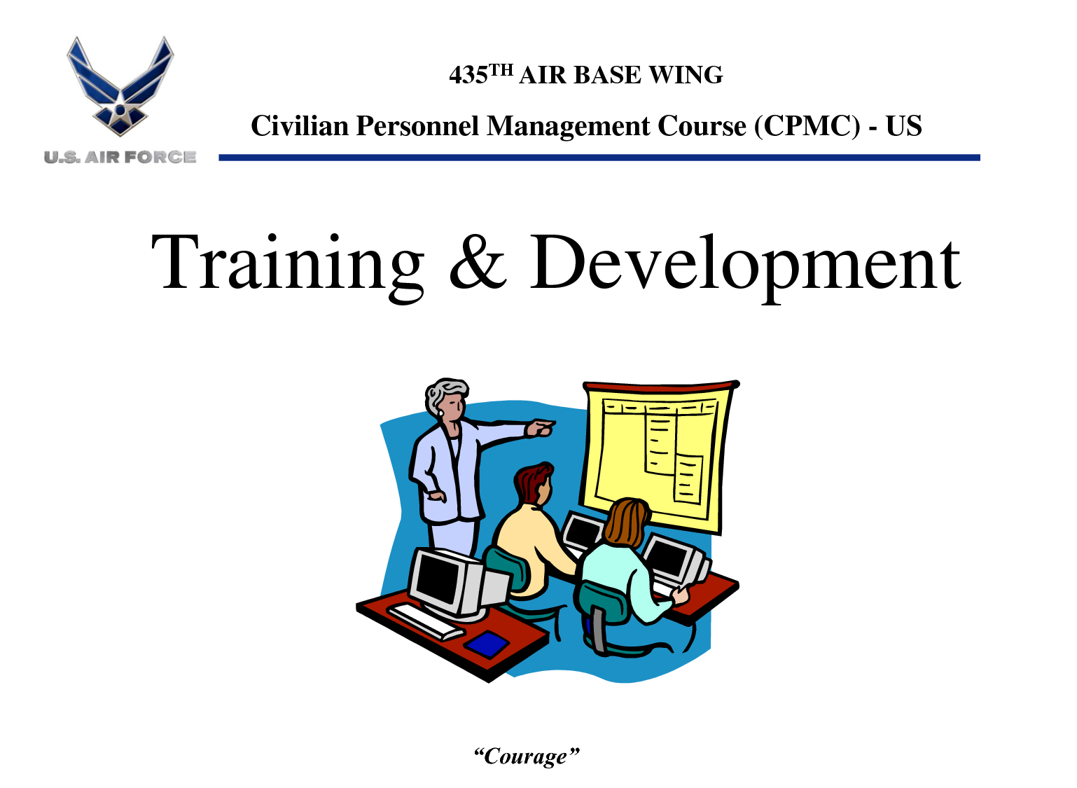 Employee Training Clipart Design Clipart Training