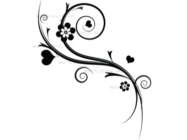 Fancy Flourish Clipart - Clipart Kid