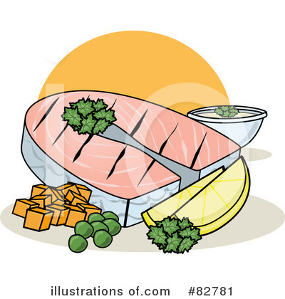 Dinner Food Clipart - Clipart Suggest