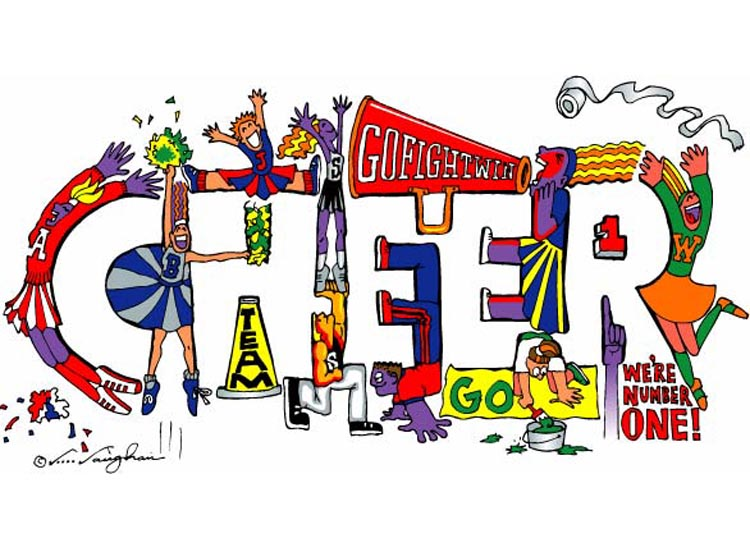 Go Back   Gallery For   Kids Cheering Clipart