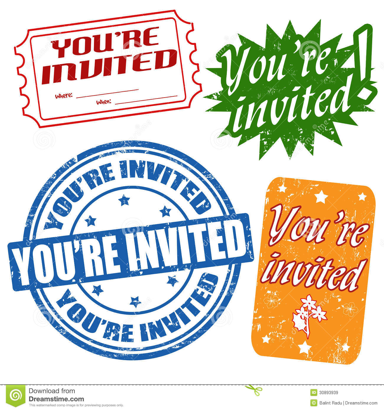 You Are Invited Clipart - Clipart Kid