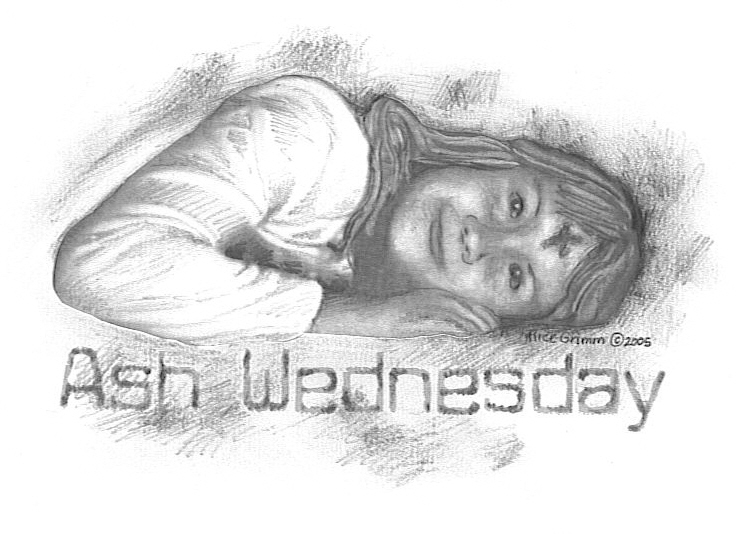 Ash Wednesday Free Clip Art