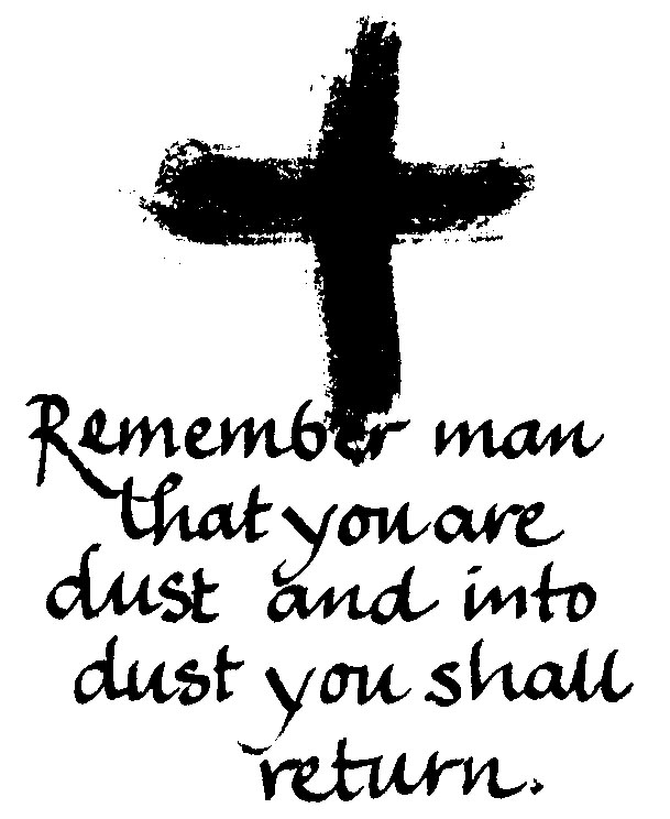 Ash Wednesday Marks The Beginning Of The Season Of Lent