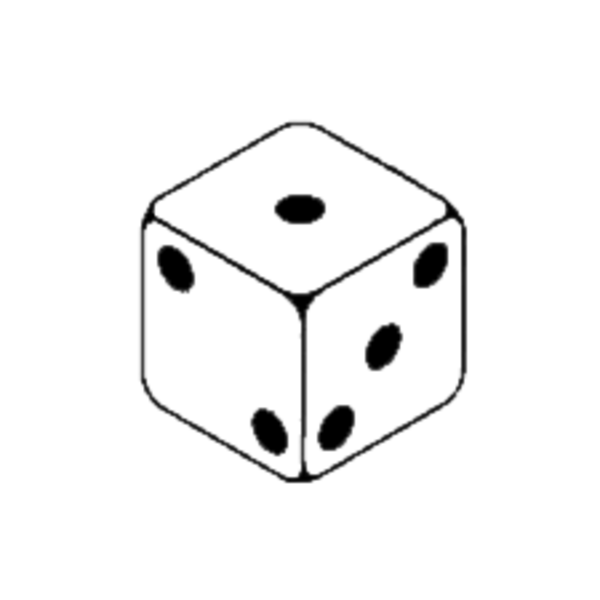 Dice   Free Images At Clker Com   Vector Clip Art Online Royalty Free