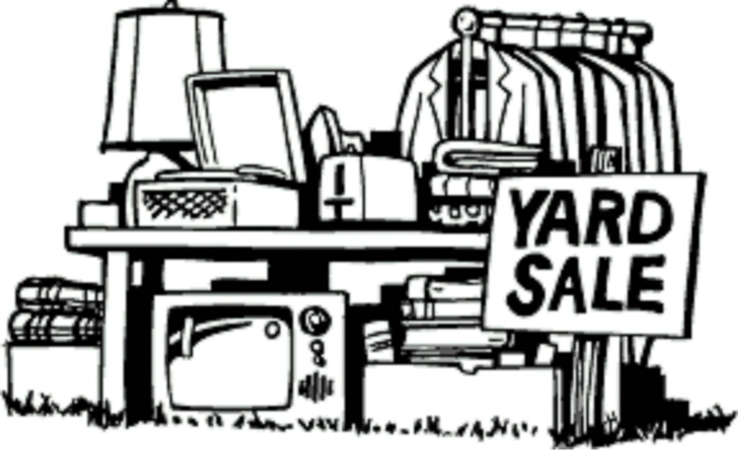 Hold A Yard Sale   Hope Of Africa